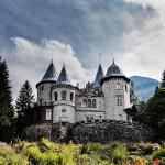 Валле-д-Аоста. Castel Savoia
