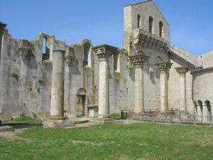 Базиликата_Parte incompiuta della SS_Trinità a Venosa