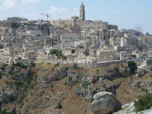 Базиликата_Sassi di Matera