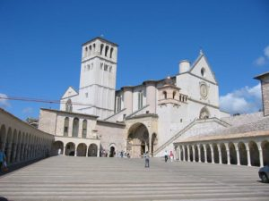 умбрияBasilica of San Francesco in Assisi